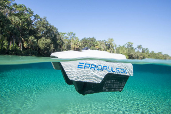 EPROPULSION Spirit 1.0 EVO Remote Kurzschaft
