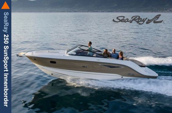 Favoriten SeaRay 250 Sunsport Innenborder + MerCruiser 4,5L SeaRay 250 Sunsport Innenborder + MerCruiser 4,5L