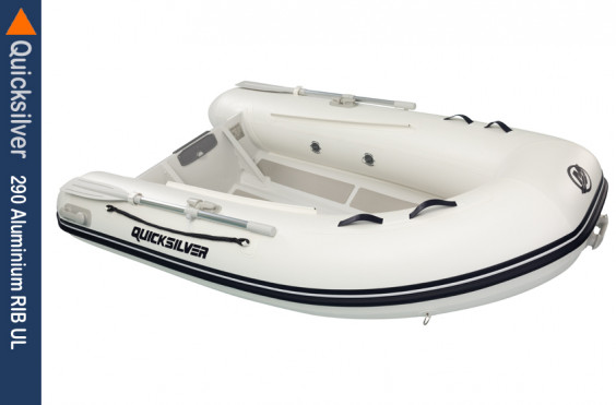 Favoriten 290 Aluminium RIB PVC - Ultra Light 290 Aluminium RIB PVC - Ultra Light