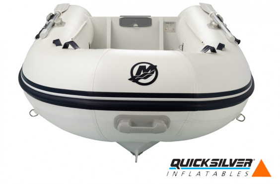 290 Aluminium RIB PVC - Ultra Light