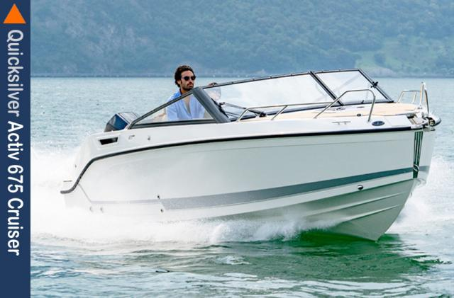 Favoriten Quicksilver Activ 675 Cruiser Quicksilver Activ 675 Cruiser